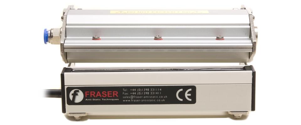 Cuchilla aire ionizado ion 5100 for Eliminar electricidad estatica oficina