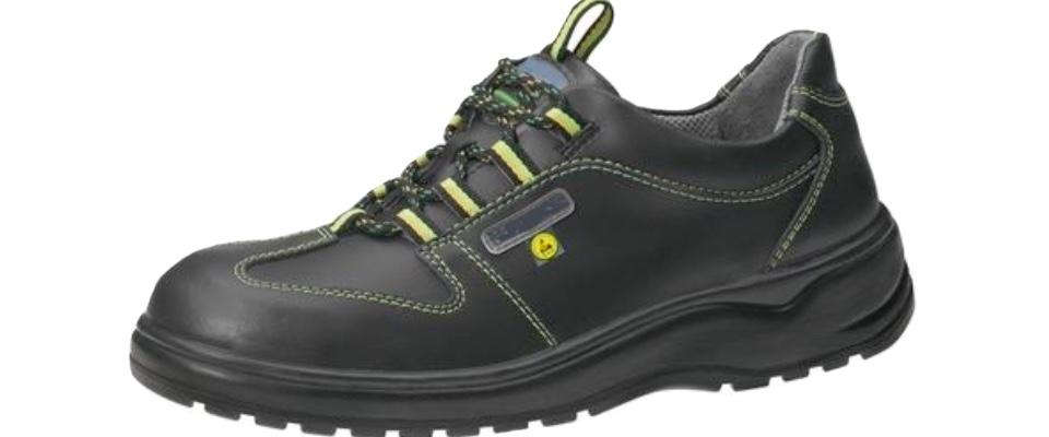 Calzado de seguridad antiest tico esd con certificaci n s3 for Botas de seguridad s3
